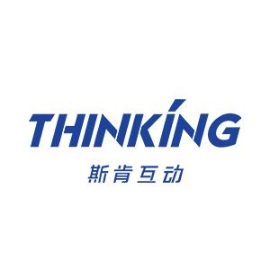 广州斯肯多媒体设计有限公司的企业标志