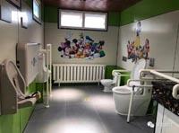 第三卫生间创意墙贴案例设计分析